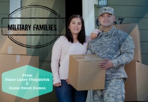 military family page header