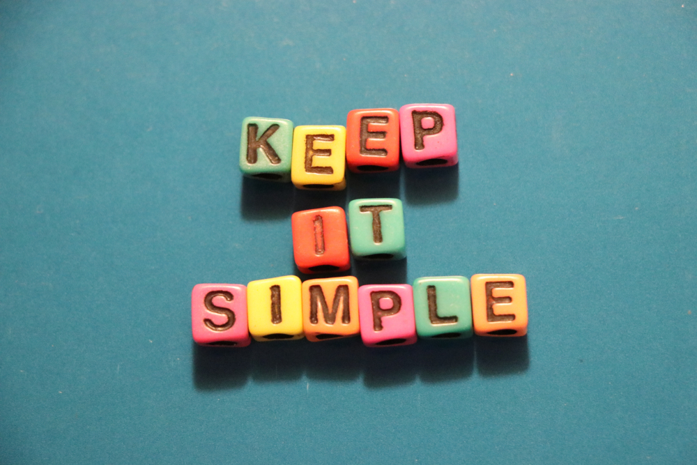 Keep It Simple, Smarty